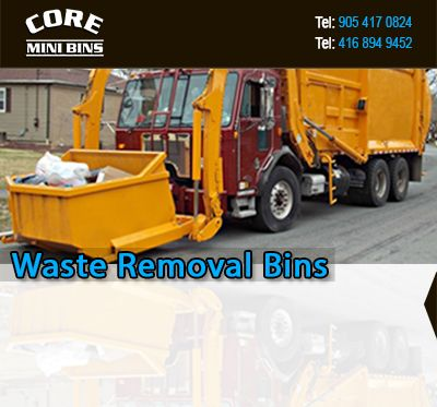 We are dedicated to providing homeowners and contractors with waste removal bins as a part of their overall waste removal project.