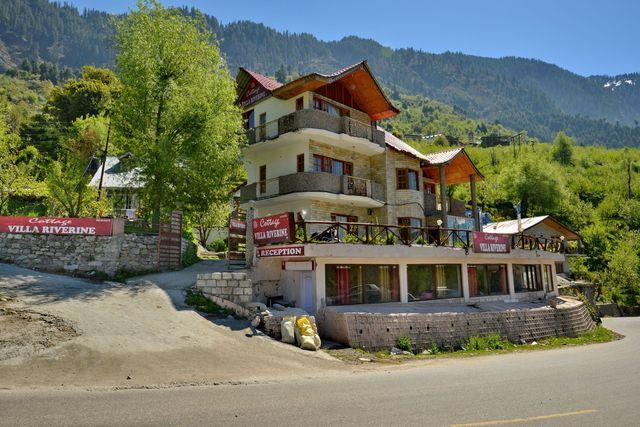 Book Villa Riverine Homestay in Helipad Manali Himachal Pradesh