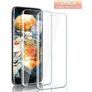 Youer Galaxy S7 Edge Panzerglas Schutzfolie Full Coverage ...