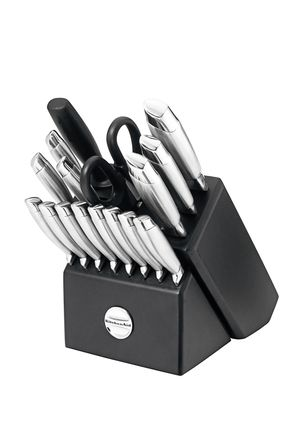 White Kitchen Knife Set best 25+ kitchenaid knife set ideas on pinterest | cutlery set