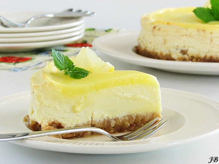 Jamie Oliver New York Cheesecake Recipe: Limoncello Cheesecake Lekker!!