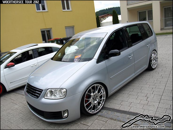 VW Touran (BBS rims)