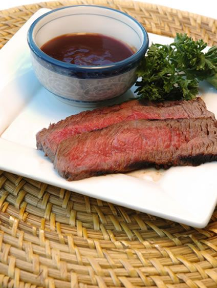 Flank Steak Marinade with Soda and Cumin   Amazing Sauces and Marinades