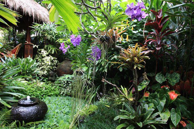 Dennis Hundscheidt's Balinese Garden, Brisbane