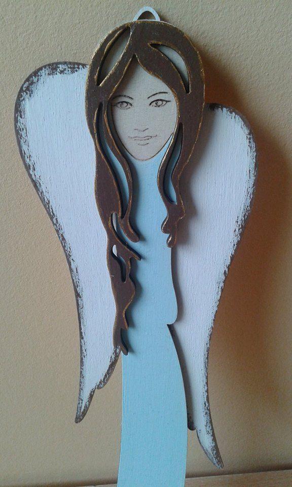 dobry anioł  pracownia rękodzieła byMelissa