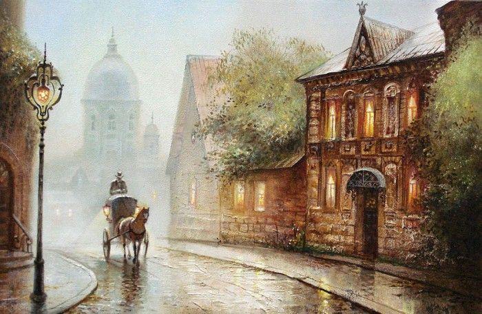картины художника Светлана Ясенева-04