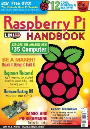 Especial número de Linux Magazine dedicado totalmente a la Raspberry Pi - Raspberry Pi