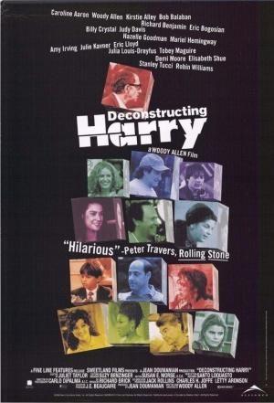 Desmontando a Harry / escrita y dirigida por Woody Allen
