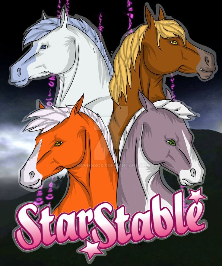 Star Stable Online by Espresso07