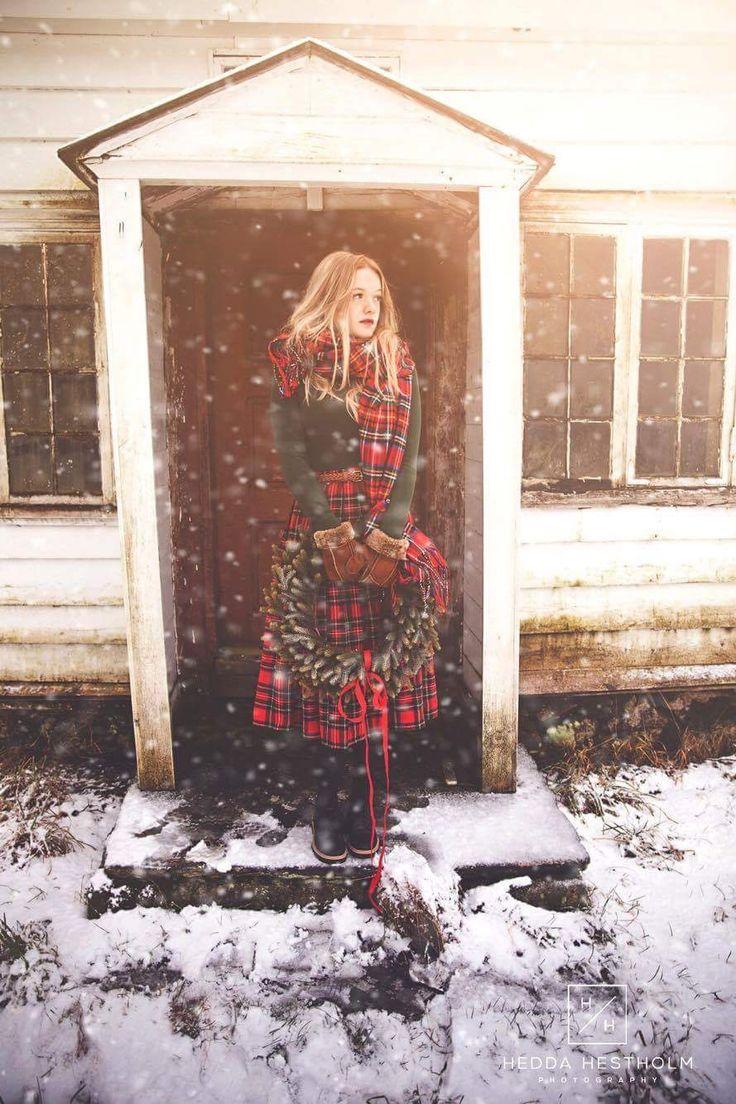 #portrait #christmas #christmaswreath