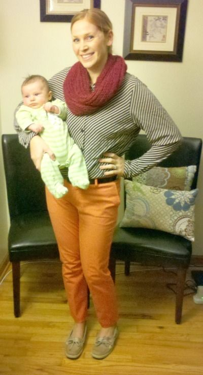 Love these outfit ideas for staying fashionable while breastfeeding.