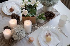 Besonders im Januar finde ich es gar nicht so einfach zu dekorieren. Nach der opulenten Weihnachtsdekoration sehne ich mich ...