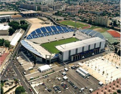 Stade Velodrome- Marsella