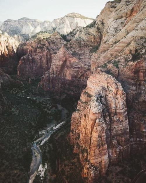 Zion National Park Utah US |  Sam Poole