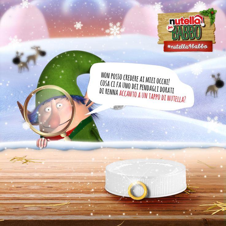 Elfo è confuso… E se invece la risposta fosse da cercare dentro casa di Babbo? Proverà a perlustrare la stalla delle renne… E voi avete qualche dritta per le indagini?
