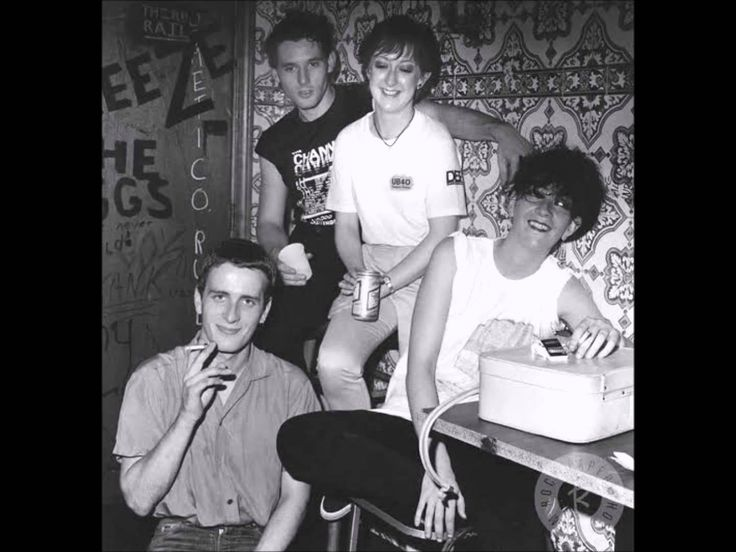 "Au Pairs ""We're So Cool"" (John Peel Session)"