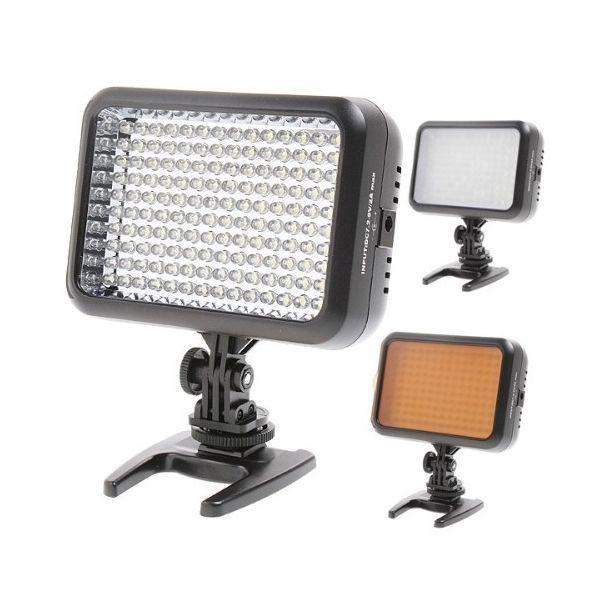 Yongnuo yn1410 140 LED luz de vídeo para la cámara réflex Canon Nikon