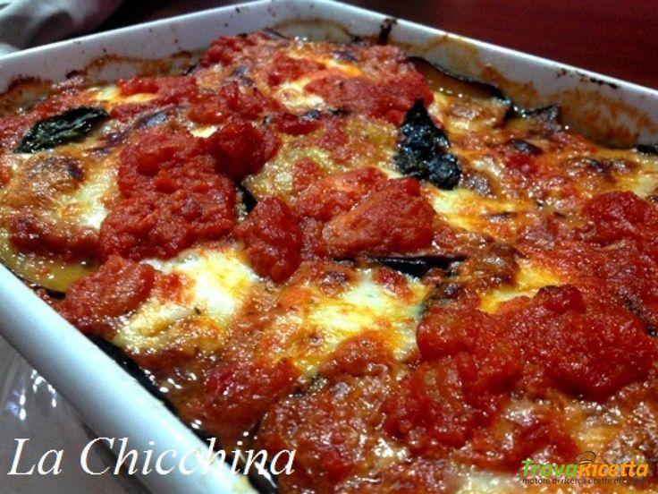 Melanzane alla parmigiana  #ricette #food #recipes