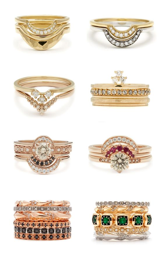 Anna Sheffield Ring Suites from 100 Layer Cake