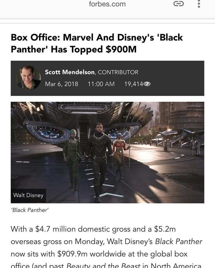 I TOLD YOU IT WILL HIT CLOSE TO 1 BILLION DOLLARS   FOR MY PREDICTION DID I NOT? This was 3 days ago btw so it might of ALREADY HIT!   uhhhh oh the @blackpanther is out the bag!  #blackpanther #cosplay #marvel #spiderman #blackpanther s sister is #sexy ;) lol #blackpanthermovie #stanlee #marvelentertainment #Conan #nbc #blackpride #Family #lovetheseguys #cosplay forever!  #marvel #infinitywar #avengers #captainamerica #panel #thesimpsons #predictions #100 percent true #timetravel much yall?…