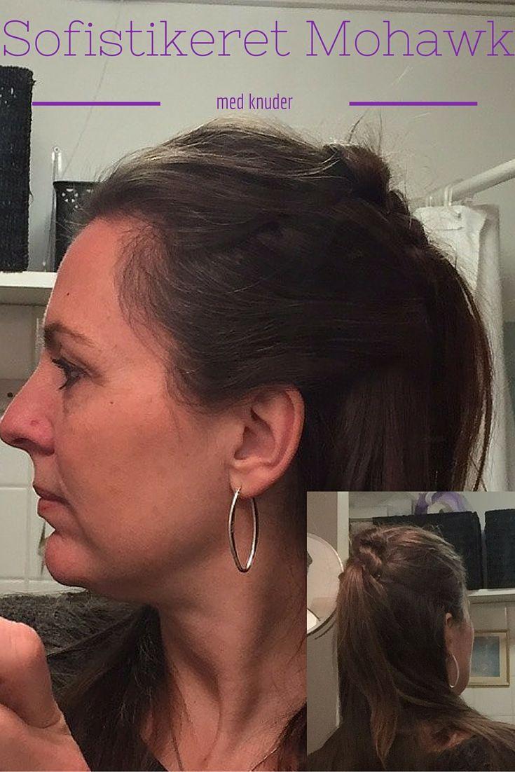 2 frisurer til langt hår, der ikke tager mange minutter