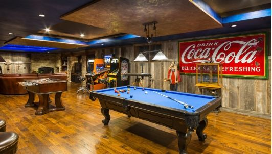 17 Best Images About Game Room On Pinterest Arcade Room