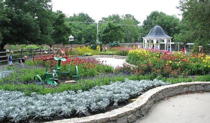 Rose Children's Farmstead in Overland Park, Kansas