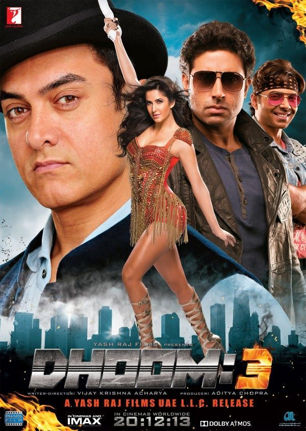 dhoom 3 theme music