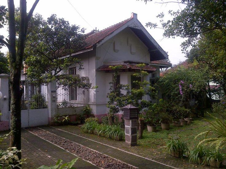 Indonesian house Arsitektur, Rumah, Indonesia