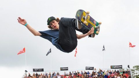 Tom Schaar's 1st Place Run   Vans Park Series: Sydney – Red Bull: Source: Red Bull