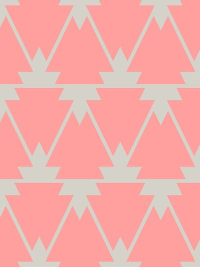 02A Art Print Geometric Pattern by Georgiana Paraschiv