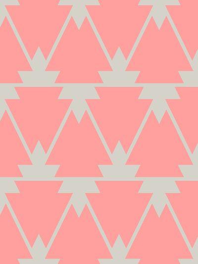 02A Art Print Geometric Pattern by Georgiana Paraschiv