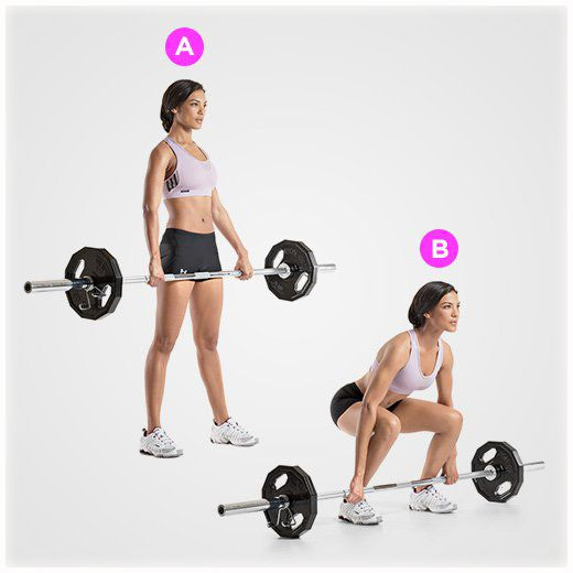 Bersiaplah untuk ledakan kalori dan mengaktifkan metabolisme Anda.  Dalam satu studi Harvard, peneliti menemukan bahwa menit-per-menit, latihan kekuatan tendangan keister cardio dalam memerangi lemak perut. Semakin keras otot Anda dan semakit kuat tubuh Anda makan lemak akan semakin menipis dari tubuh Anda.  Disini akan kami jelaskan 5 Gerakan Fitness yang Harus Dilakukan Untuk Menurunkan Berat Badan. Gerakan-gerakan fitness ini terbukti ampuh bagi Anda yang ingin membakar lemak.  http://w
