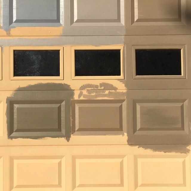 exterior paint colors with brick pictures. Adaptive Shade SW X Virtual Taupe  Warm Stone left to right in middle Like the best Find this Pin and more on Exterior Paint Colors 84 for red brick images Pinterest