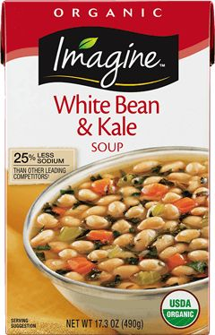 White Bean & Kale Soup package image