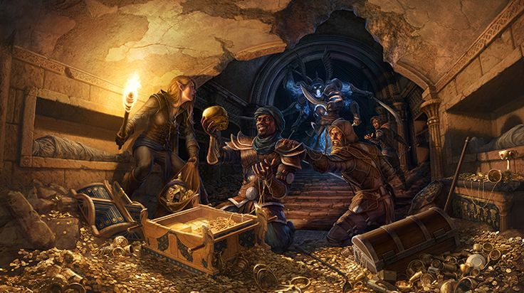 Zdjęcie: We're excited to give you a first look at our next DLC game pack for #ESO – Thieves Guild! Check out our article for details and a sneak peek of the new area. http://www.elderscrollsonline.com/en-us/news/post/2016/01/20/thieves-guild-first-look