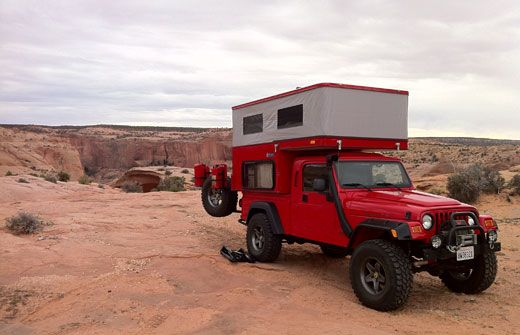 aev 39 s jeep tj wrangler brute camper overland pinterest. Black Bedroom Furniture Sets. Home Design Ideas