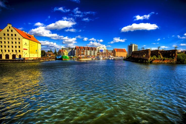 / Gdańsk Stare Miasto. Gdansk Old Town by Vivek Kumar #gdansk http://www.scoupon.pl/oferty/gdansk