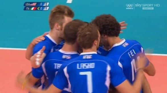 #Foto #Pallavolo: #Italia - Usa 3-0 - #Volley Italy - #Usa 3-0