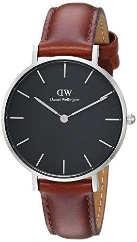 4fda00ee5d6f Daniel Wellington Classic Petite St Mawes in Black 32mm  Watch ...