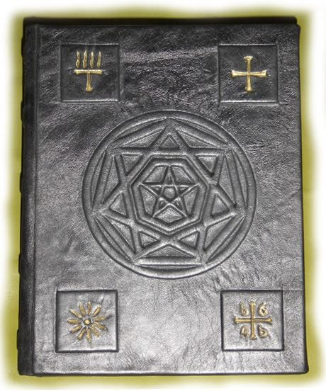 how to create a grimoire