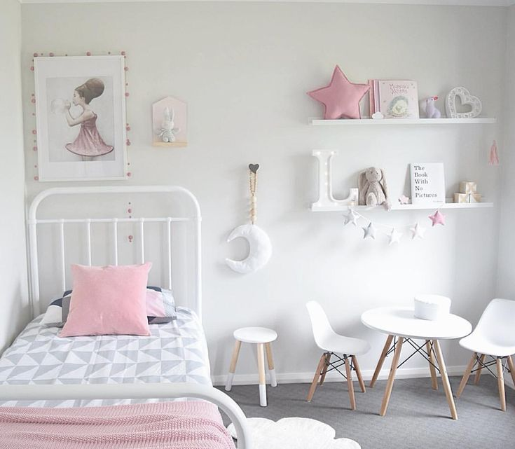 The design minimalist scandinavian kids bedroom via thedesignminimalist soft pink kids bedroom