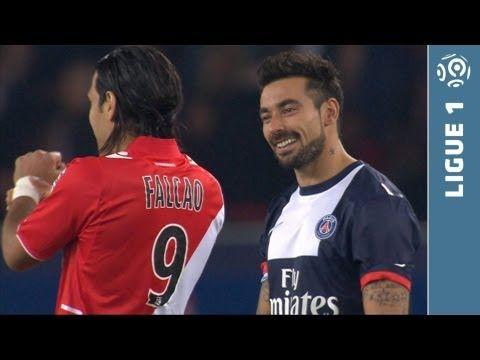 FOOTBALL -  Les meilleures actions de PSG - AS Monaco - 2013/2014 - http://lefootball.fr/les-meilleures-actions-de-psg-as-monaco-20132014/
