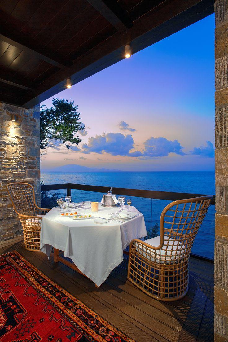 Dinner at Porto Zante #Villa Greece