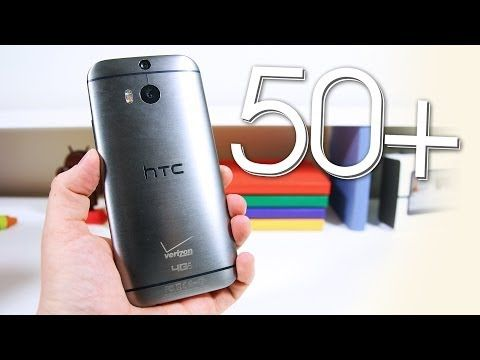 50+ Tips & Tricks for the All New HTC One (M8)! - YouTube.