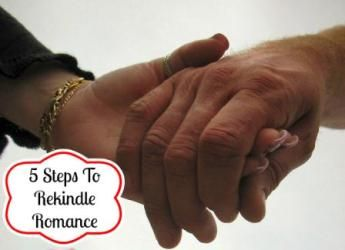 5 Steps To Rekindle Romance in Marriage - Bring the Fun Back