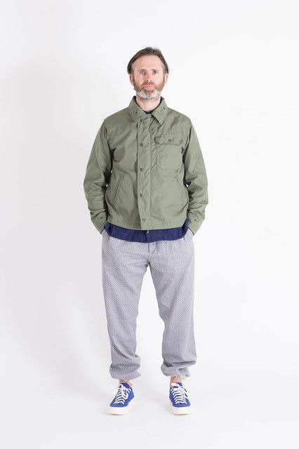 Engineered Garments SS17