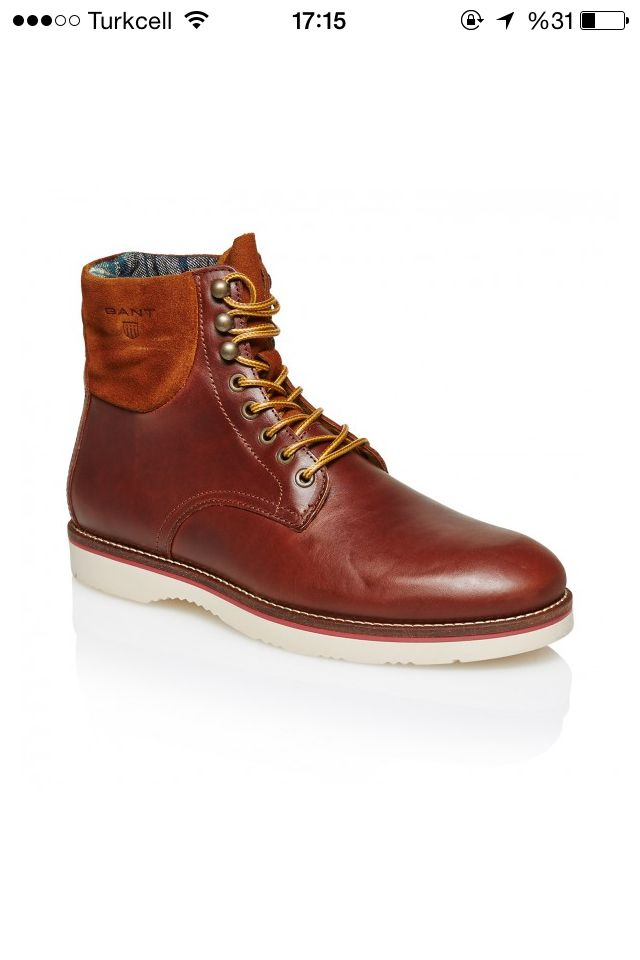 Gant #boots best of color