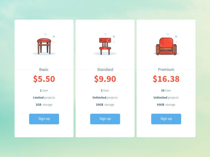 27 best Pricing Table images on Pinterest Pricing table, Website - the resumator