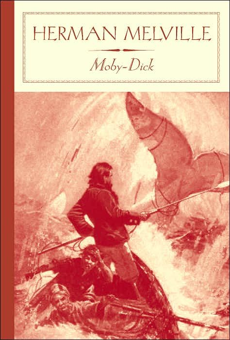 """Moby-Dick; or The Whale by Herman Melville - In a real head-scratcher of a case, a Texas school district banned the book from its Advanced English class lists because it """"conflicted with their community values"""" in 1996."""